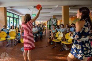 Trainerin Katja Wolter bietet interaktive Seminare & Trainings für die Wissenschaft