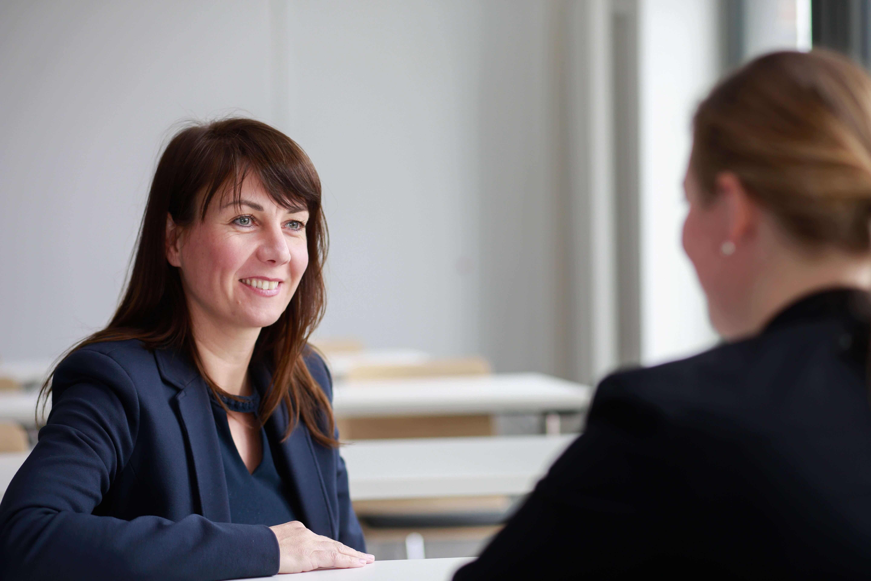 Politikcoach Katja Wolter im Politikcoaching und Politikberatung