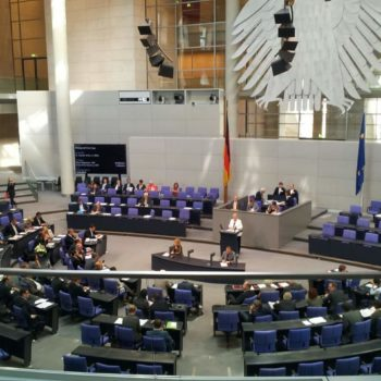 Politikcoaching - Abgeordnete im Bundestag