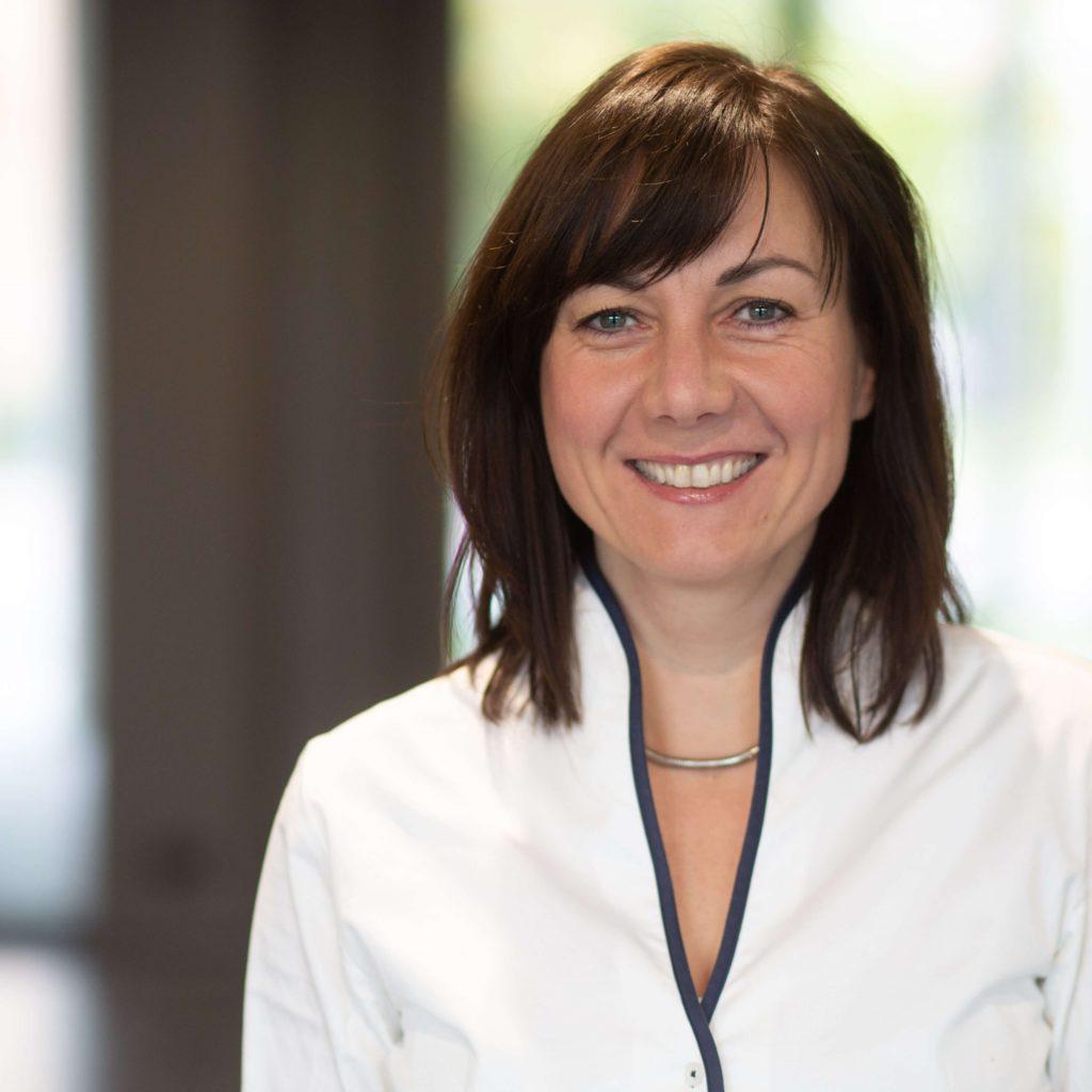 Dozentin Katja Wolter für Projektmanagement für Wissenschaftler