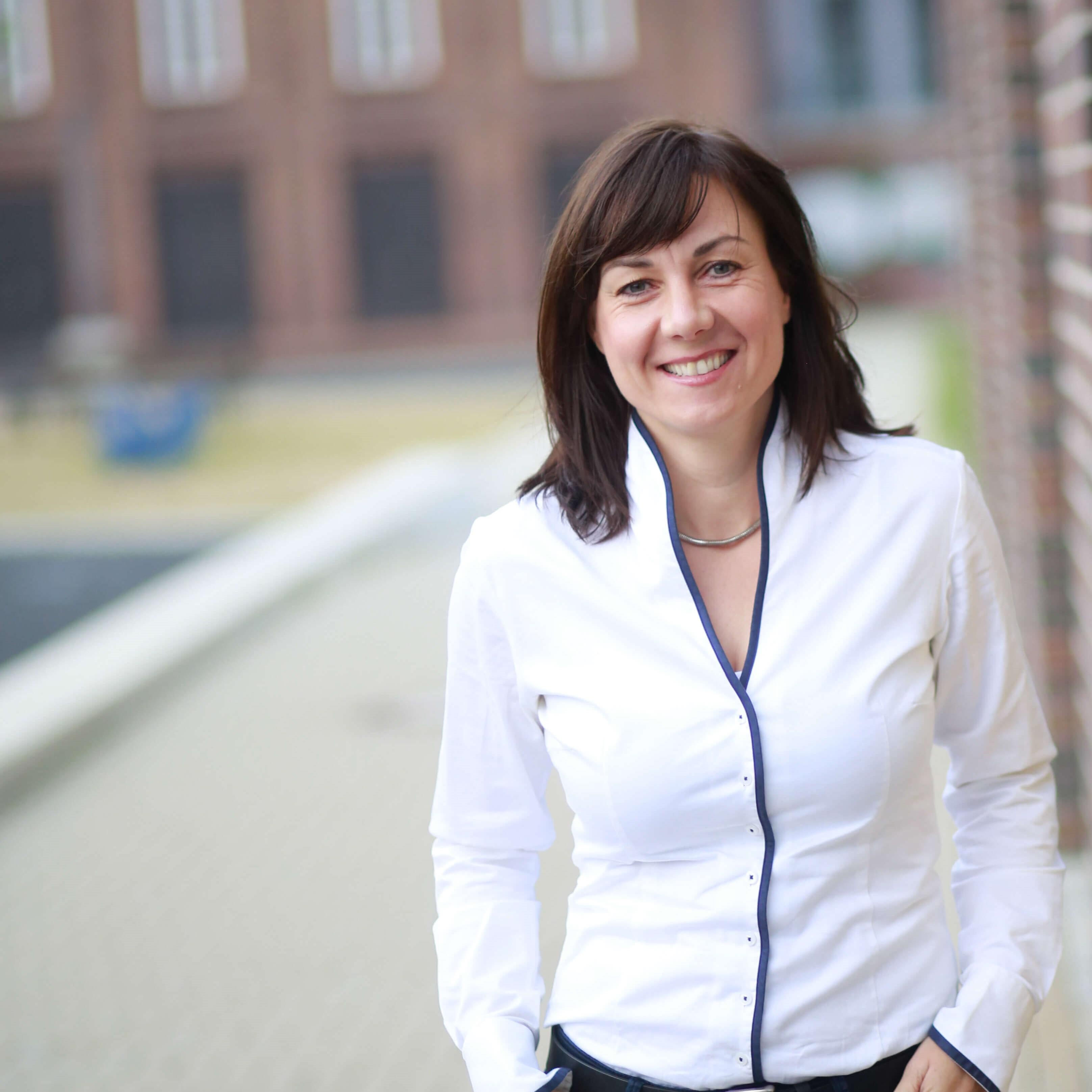 Trainerin Katja Wolter Kpmpakt-Kurs Management